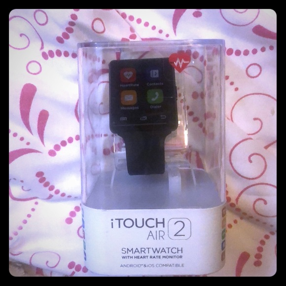 5f3f2eb7d296 iTouch Air 2 SmartWatch With Heart Rate Monitor
